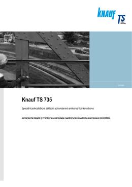Knauf TS 735