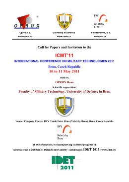 ICMT`11