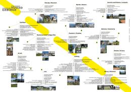 Mapa a zajímavosti regionu ke stažení/Karte
