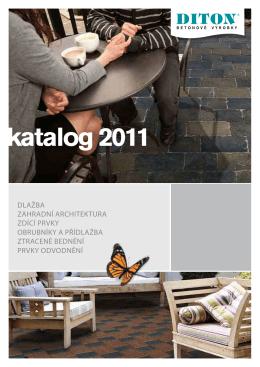 Produktový katalog 2011