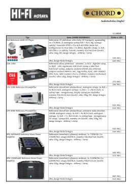 Audiotechnika (Anglie)