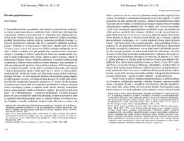 Záviš Šuman: Černého pojetí klasicismu