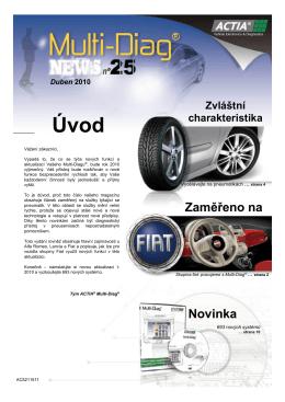 Multi-Diag - novinky duben 2010 (PDF - 1,87 MB)
