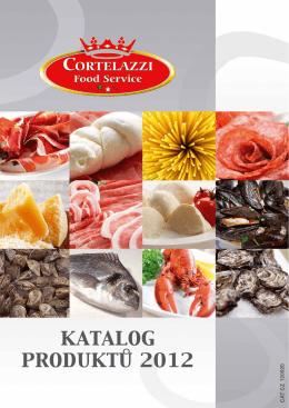 katalog produktů 2012 ( pdf )