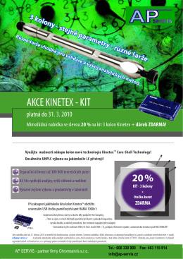 AKCE KINETEX - KIT - AP