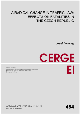 Full Text - cerge-ei