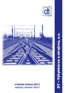 Výroční zpráva 2011 - DT