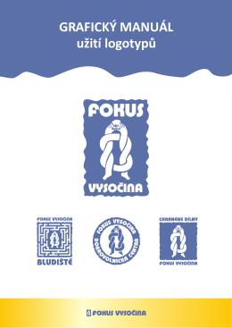 GRAFICKÝ MANUÁL užití logotypů