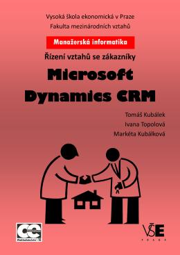 Dynamics CRM - Informační portál FMV