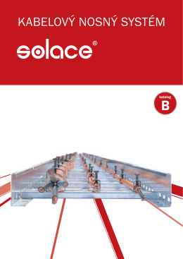 KNS SOLACE - B - Katalog sortimentu