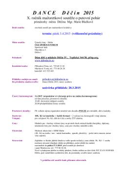 DD2015 mažoretky propozice a přihláška pdf