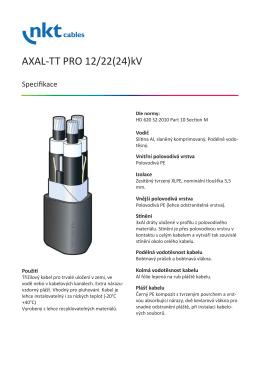 AXAL-TT PRO 22kV