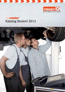 Katalog školení 2013