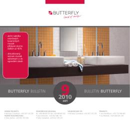Butterfly BuLLetIN BuLLetIN Butterfly