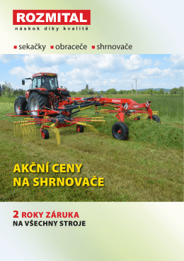 Katalog 2015 - Strojírny Rožmitál