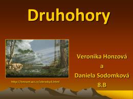 Druhohory