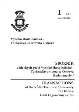 T - FaSt VŠB - Vysoká škola báňská