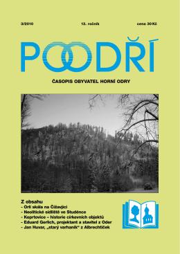 3/2010 v PDF - Časopis Poodří