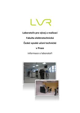 ZDE - Laboratoř pro vývoj a realizaci