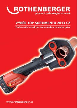 VÝBĚR TOP SORTIMENTU 2013 CZ - SUPER