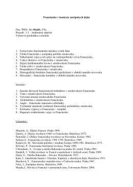 J. Mojdis - Francúzsko v kontexte európskych dejÃn.pdf