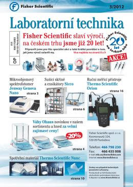 Laboratorní noviny 03/2012