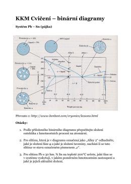 KKM Cvičení – binární diagramy