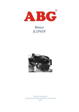 Motor JL1P65F