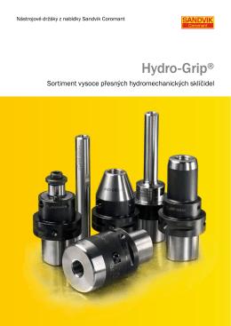Hydro-Grip® Sortiment vysoce přesných hydromechanických sklíčidel