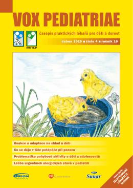 vox pediatriae 4/2010
