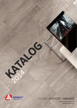 Katalog - Cravt koupelny sro
