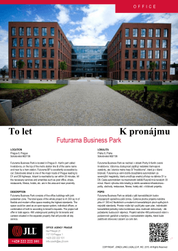 Futurama Business Park