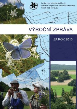 Rok 2013 - Bílé Karpaty