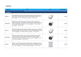 Detektory.pdf - abcsecurity.cz