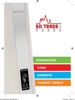 Prospekt - KD Trade Praha