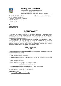 Uzavírka silnice Doubravčice(text + trasa).pdf