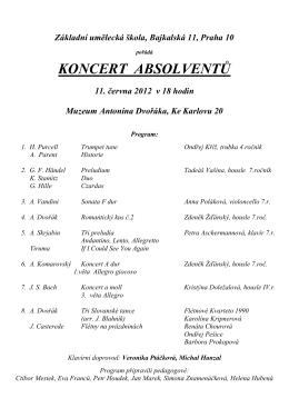 Základní umělecká škola, Bajkalská 11, Praha 10