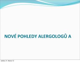 Astma – přednáška MUDr.Peningerové