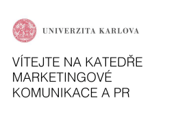 Prezentace MKPR 2015