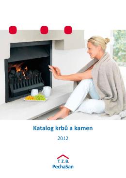 Katalog krbů a kamen - PechaSan spol. s ro