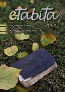 400. výročí Bible kralické Vojákova Bible Maria Anne