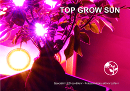 Katalog TOP GROW SUN