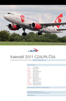 Kalendář 2011 B