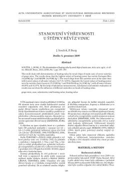 Kniha ACTA LVIII_2010_1.indb