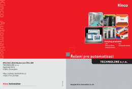 Katalog Kinco - TECHNOLINE s.r.o.