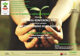 30. 3. 2015 Tisková konference ASZ