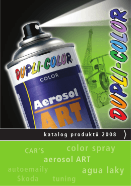 Dupli Color - SON, spol. s ro