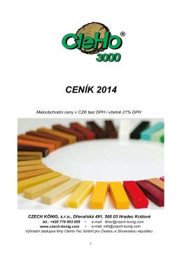 Ceník CleHo 2014 .pdf, 151.8 kB