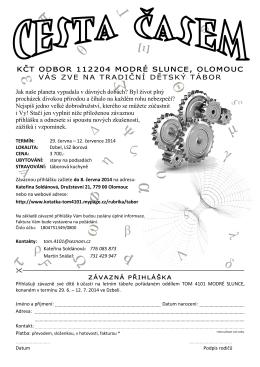 Papírová přihláška (.pdf)