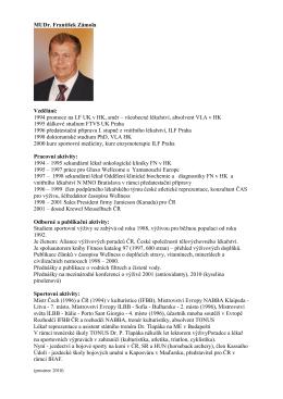 MUDr. František Zámola